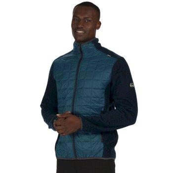 Chilton II Hybrid Lightweight Insulated Fleece Majolica Blue
