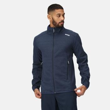 Men's Torrens Full Zip Midweight Fleece Navy