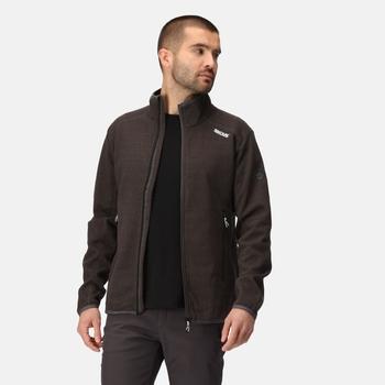 Men's Torrens Full Zip Fleece Black