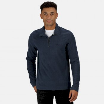 Men's Elgor II Lightweight Half Zip Fleece Navy