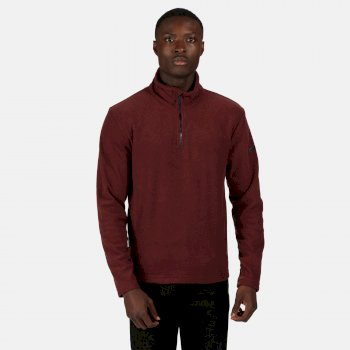 Men's Edley Half Zip Two Tone Fleece Port Royale