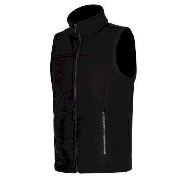 Men's Radburn Fleece Bodywarmer Black