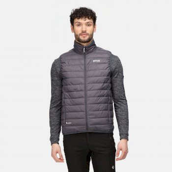 Men's Hillpack Insulated Quilted Bodywarmer Rhino