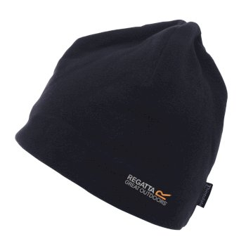 Men's Kingsdale Thermal Microfleece Hat Black