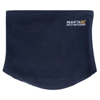 Men's Steadfast Thermal Microfleece Neck Warmer III Navy
