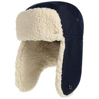 Halian Trapper Waterproof Hat Navy