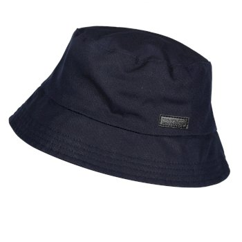 ad131672ca13c Men s Camdyn Reversible Hat Navy Captain s Blue Compass Print