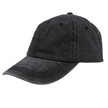 Męska czapka z daszkiem Cassian czarna