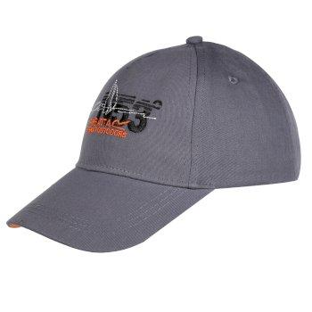 3b268d10e7e Men s Crayton Embroidered Baseball Cap II Seal Grey