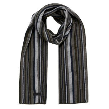 Men's Balton Knitted Scarf Stripe