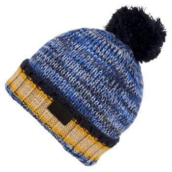 Men's Davion IV Knitted Hat Navy