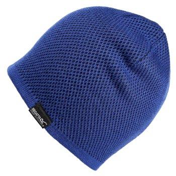 Męska czapka beanie Brock II niebieska