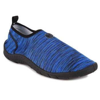 Men's Mens Aqua Sandals Navy Marl