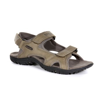 Men's Haris Sandal Walnut Tree Top