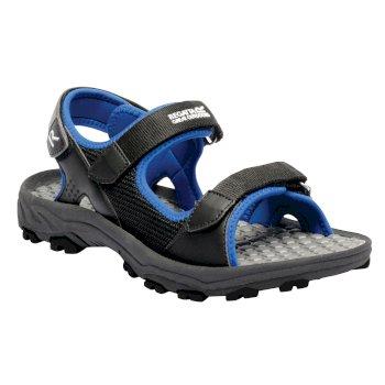 Men's Terrarock Sandals Black OxBlue