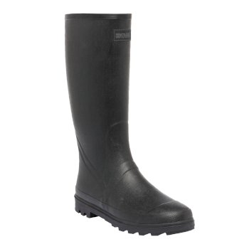 Men's Mumford Wellington Boots Black