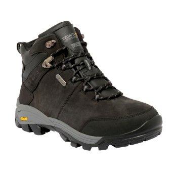 Men's Asheland Hiking Boots Black