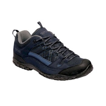 Edgepoint II Low Shoes Navy Granite