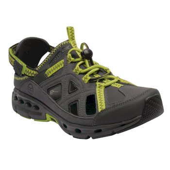 Men's Ripcord Sandal Briar Lime Green