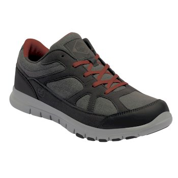 Men's Varane Shoe Granite Orange
