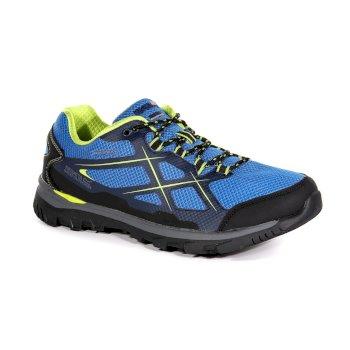 Niebieskie sportowe buty męskie Kota Low