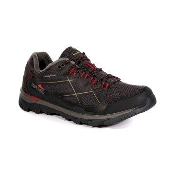 Czarne buty na co dzień męskie Kota Low