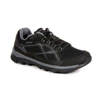 Czarne sportowe buty męskie Kota Low