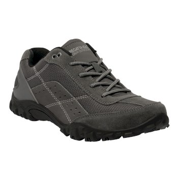 Men's Stonegate Low Walking Shoes Briar Black