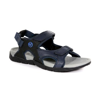 Men's Rafta Sport Lightweight Sandals Navy Oxford Blue