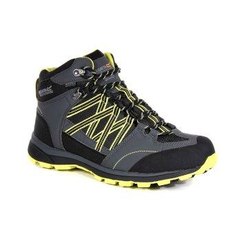 Men's Samaris II Mid Walking Boots Briar Neon Spring