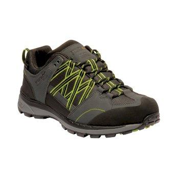 Men's Samaris II Walking Shoes Briar Lime Green