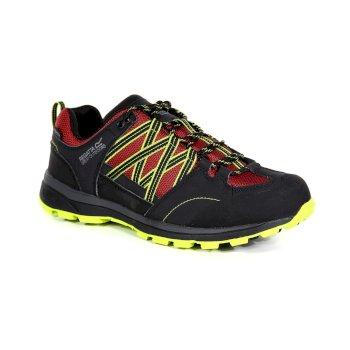 Men's Samaris II Low Walking Shoes  Pepper Lime Green