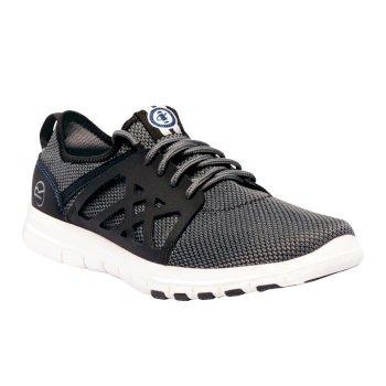 Men's Marine Sport Lightweight Shoes Rock Grey Black
