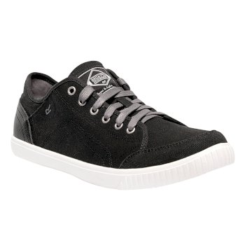 Men's Turnpike Lite Lightweight Canvas Shoes Black