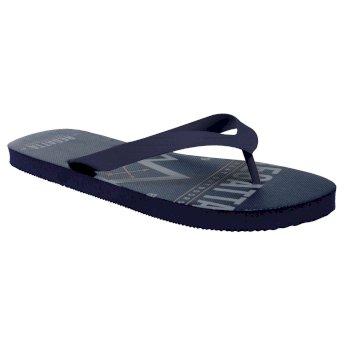 Men's BalI Flip Flops Navy