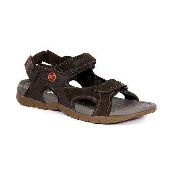 Beżowe sandały męskie Rafta Classic