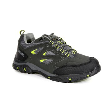 Men's Holcombe IEP Low Walking Shoes Ash Lime Green