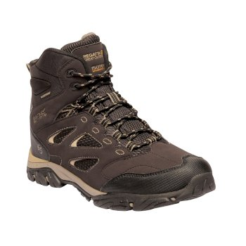 Men's Holcombe IEP High Boots Peat Inca Gold