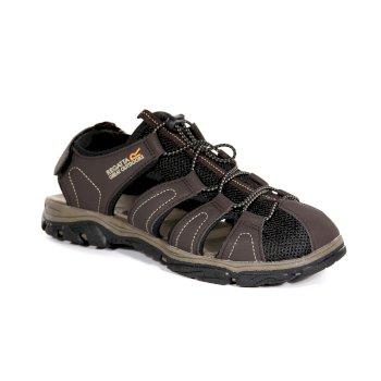 Brązowe sandały męskie Westshore II