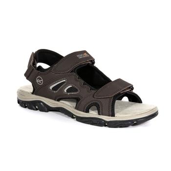Men's Holcombe Vent Sandals Peat Parchment
