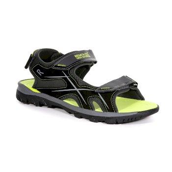 16cb6513c14c Men s Kota Drift Sandals Briar Lime Punch