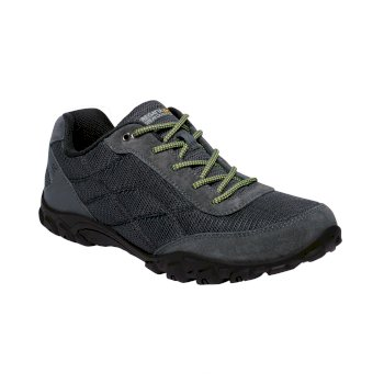 Men's Stonegate II Walking Shoes Briar Lime Punch