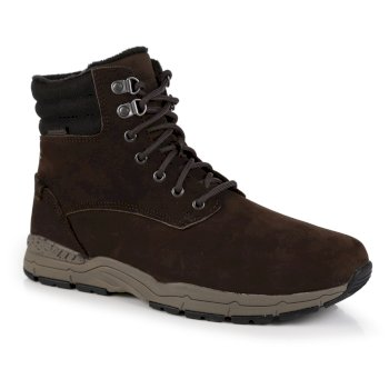 Men's Grafton Thermo Insulated Boots Peat Treetop