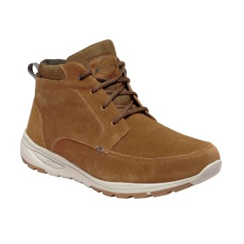 Men's Marine Suede Thermo Insulated Boots Saddle Navy