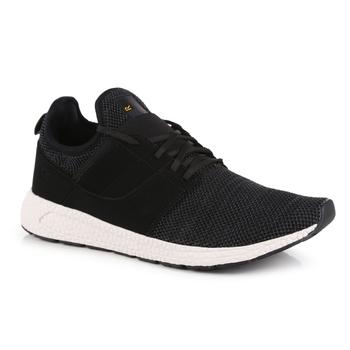 Męskie buty sportowe R-81 czarne