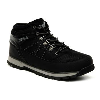 Men's Aspen Lightweight Casual Boots Black