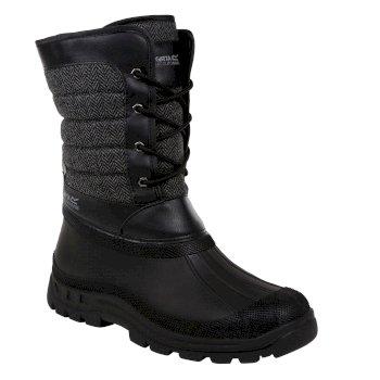 Men's Okemo Snow Boots Black