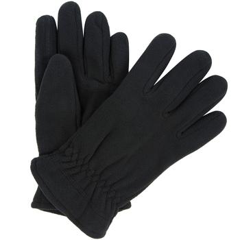 Men's Kingsdale Thermal Microfleece Gloves Black