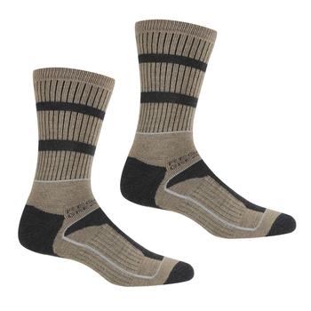 Men's Samaris 3 Season Socks Moccasin Briar