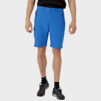 Leesville Lightweight Chino Shorts Oxford Blue